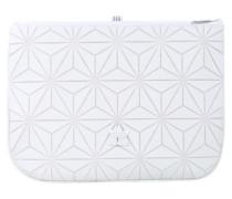 Laptop-Tasche '3D' weiß