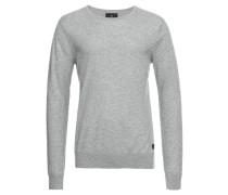Pullover 'nos - Classic cotton melange crew neck pull'