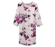 Kleid 'ambion' lila / rosa / himbeer