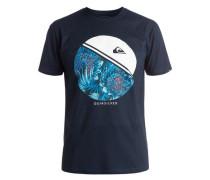 T-Shirt »Classic Free Wheelin« blau
