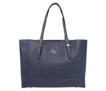Shopper 'Honey Medium Tote Solid' navy