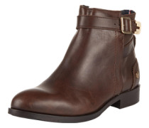 TOMMY HILFIGER Ankle Boots 'PIPER' braun