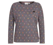 Female Sweatshirt 'Gewitzt gespritzt II'