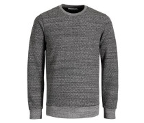 Lässiges Sweatshirt grau