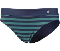 Bikini Hose Damen dunkelblau / jade