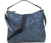 'Jessy' Handtasche taubenblau