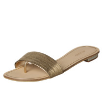 Sandale 'Soffia' gold