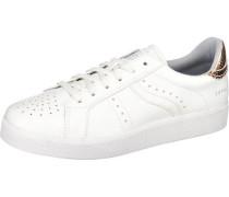 Gweneth Sneakers gold / weiß