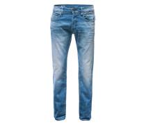 Jeans '3301 Straight' blau