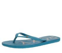Zehentrenner 'sandy Iii' blau