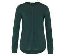 'Pala' Bluse aus Viskose grün