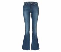 Bootcut-Jeans »Gigire« blau