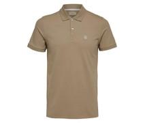 Poloshirt 'SH Daro' beige