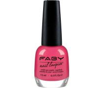 Nagellack 'Pink Töne' pink