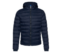 Steppjacke '2In1 Nylon Quilt' blau