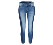 Ankle-Jeans 'Adriana' blue denim
