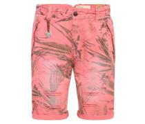 Hose Costa grau / mischfarben / pink