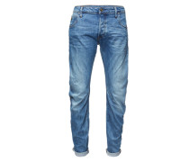 'Arc 3D' Jeans in Slim Fit hellblau