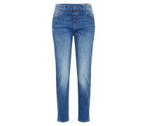 'Boyfriend Pants' Jeans blue denim