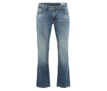 Straight Leg Jeans 'Antonio' blue denim