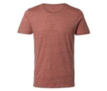 Pima-Baumwoll T-Shirt rot
