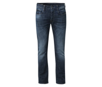 Jeans 'Attacc Straight' blau