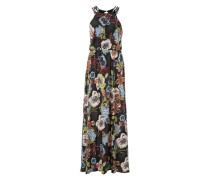 Kleid 'Laust' mischfarben / schwarz