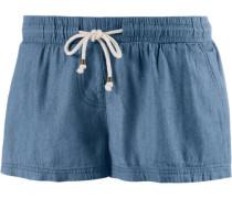 'nacho' Shorts Damen blue denim