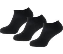 Socken 'Larsen' schwarz