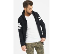 Sweatjacke 'Fight for your Rights'