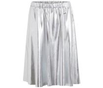 Silber-Rock 'vihellen Skirt' silber