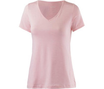 Salliamo T-Shirt Damen rosa / altrosa