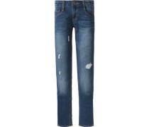 Jeans 711 Skinny fit für Mädchen blau