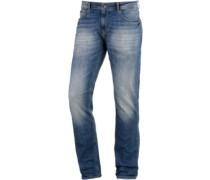 Slim Fit Jeans Herren 'Cornell' blau