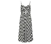 Kleid 'ibiza' schwarz / weiß