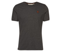 T-Shirt 'Italienischer Hengst VI' anthrazit