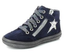 Sneaker Ilva Leder blau