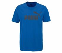 T-Shirt »Ess No.1 Logo Tee« blau
