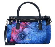 Bols Loverty Carlin Handtasche 33 cm blau / schwarz
