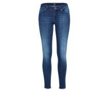 'Ania' Jeans blue denim