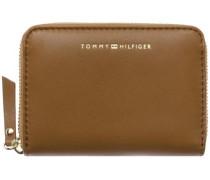 Portemonnaie 'smooth Leather SM ZA Wallet' cognac