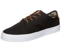 Cons Zakim OX Sneaker schwarz