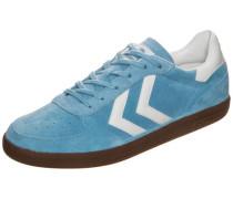 'Victory' Sneaker himmelblau