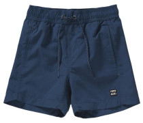 Badeshorts 'all Day' blau