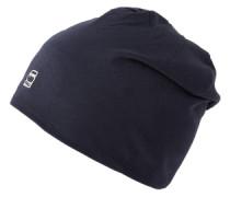 Beanie-Mütze 'Wysel rev' blau