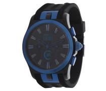Armbanduhr 'cra076Q284H' blau / schwarz