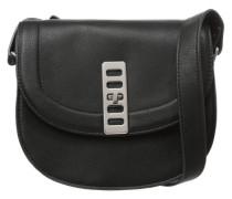 'pclane Cross Body' Handtasche schwarz