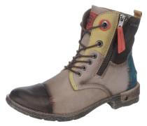 Boots braun / grau