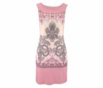 Jerseykleid lachs / rosé
