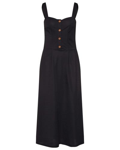 Sommerkleid 'Jany' schwarz